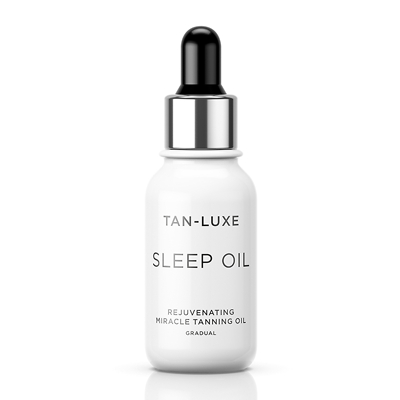Tan-Luxe Sleep Oil – fake tan that's good for you