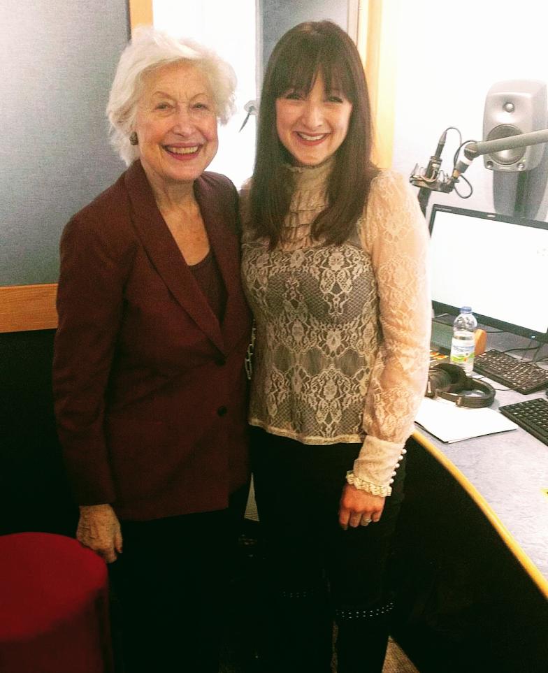 Podcast Episode #9 : Ageing with Caroline Neville and Dr Maryam Zamani