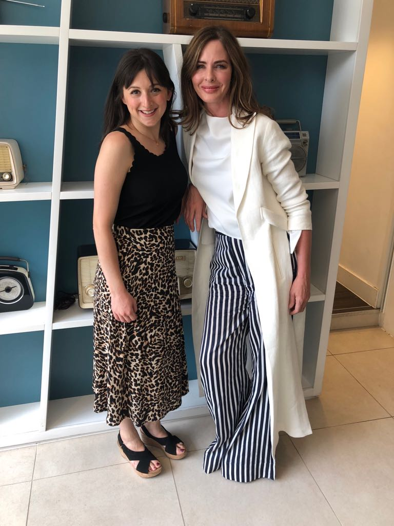 Episode #13: Beauty On The Go With Trinny Woodall