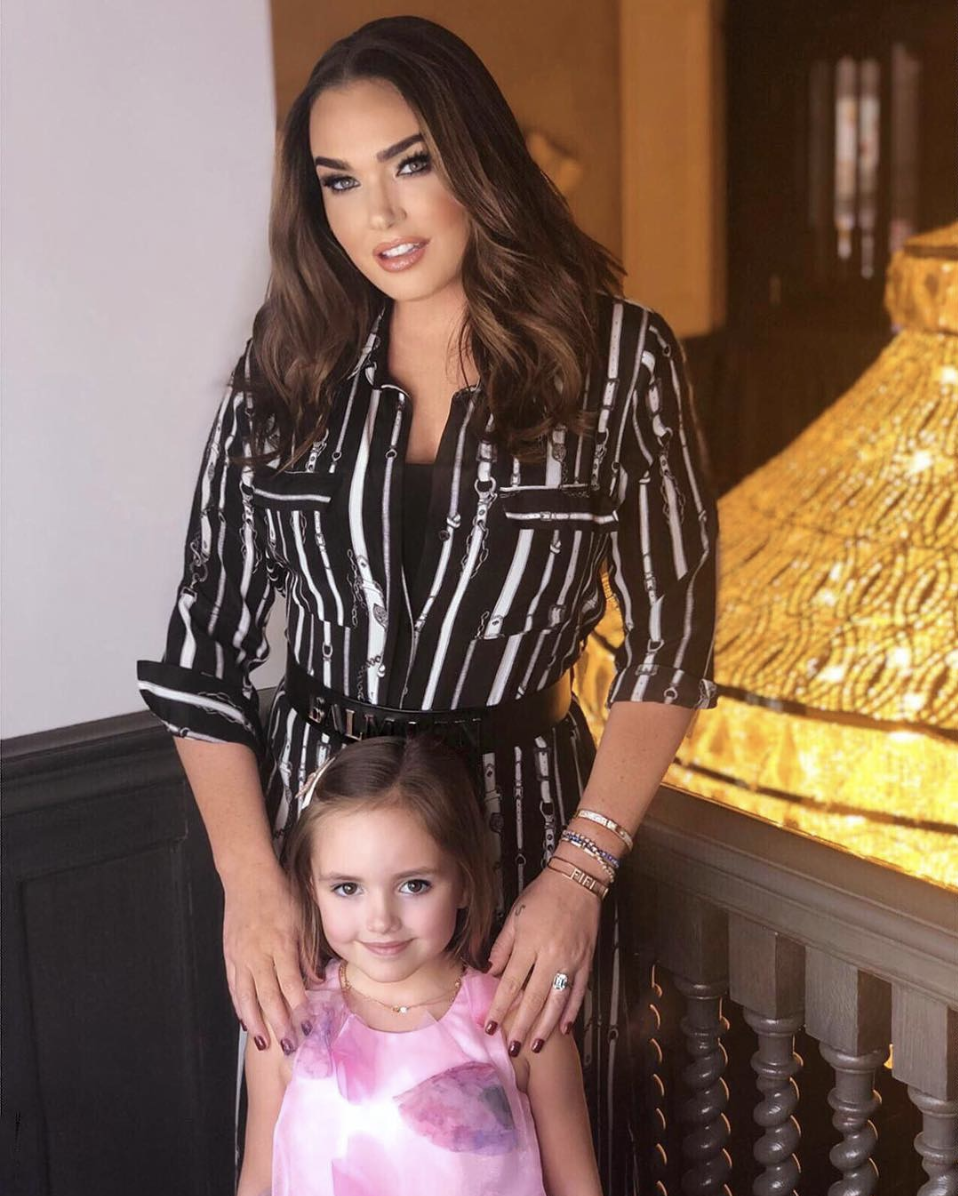 At Home With Tamara Ecclestone