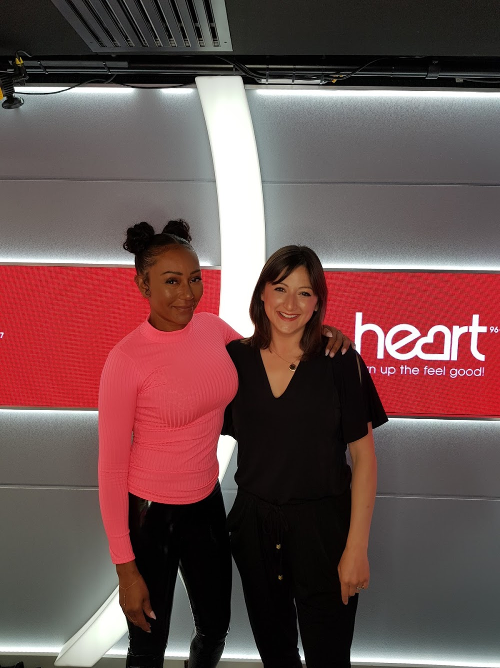 Spice Girl Special: Mel B plus Sian Welby