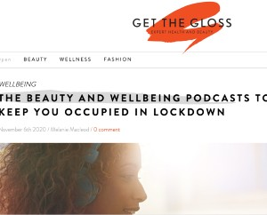 Screenshot of Get the Gloss